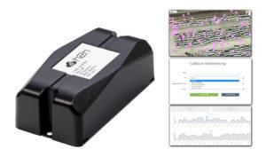 H2N Tracker und Cloud Plattform für Geodaten und Bewegungsprofile