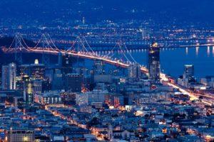 Über Sigfox 0G Netz wurde ermittelt, dass sich die Luftqualität in San Franzisco während des Covid-19 Lockdowns merklich verbessert hat