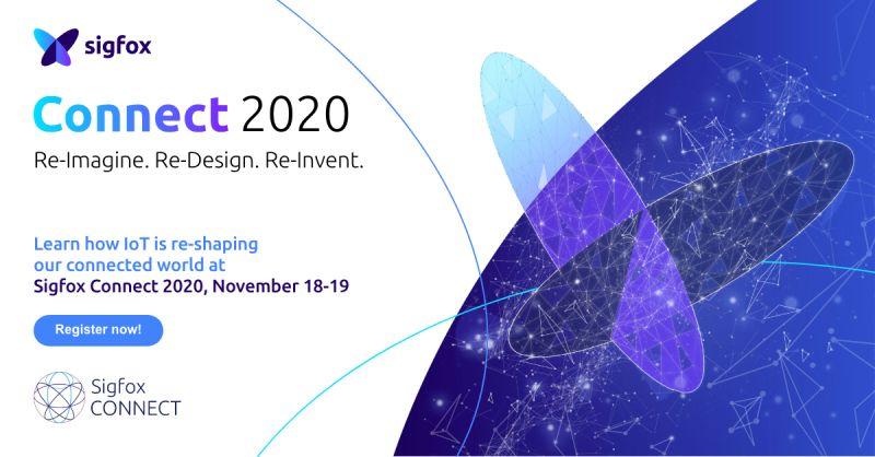 Sigfox Connect 2020