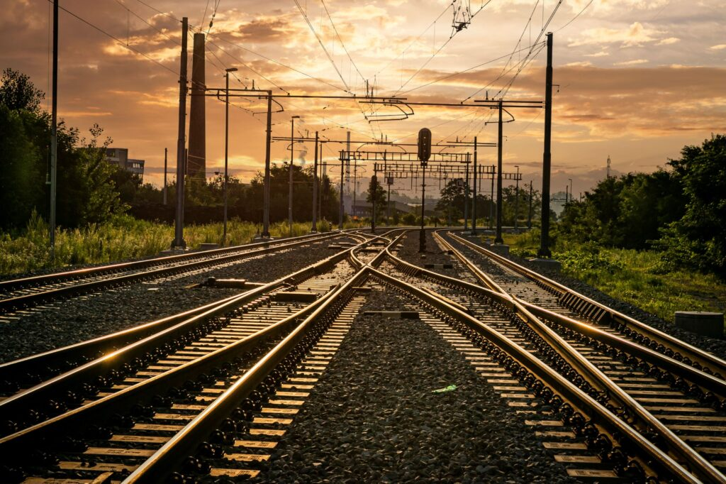 Slovenian Railways are connecting 3 European Union macro regions Alpine, Danube and Adriatic-Ionian